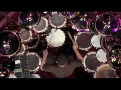 RUSH - INTRO + SPIRIT OF RADIO - TIME MACHINE TOUR 2011 HD Music Videos