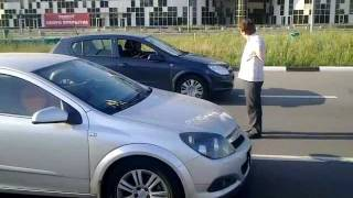 Opel Astra H 1.6M VS Opel Astra H 1.8A