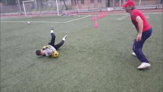 WonderKid U11 Goalkeeper Personal Training