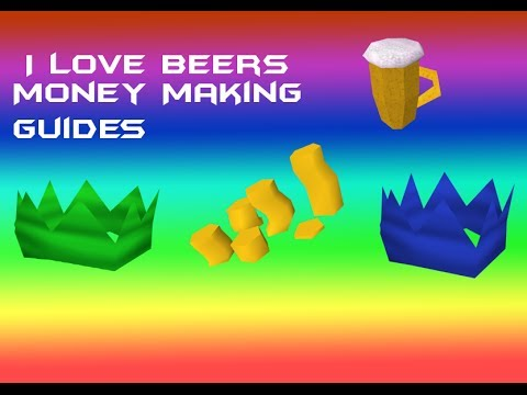 Runescape Money Making Guide #75 2-4m per hour! Making Phoenix necklaces!!