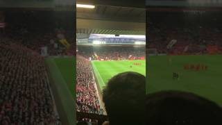 YNWA @ Anfield- Liverpool vs Bournemouth 4/5/17