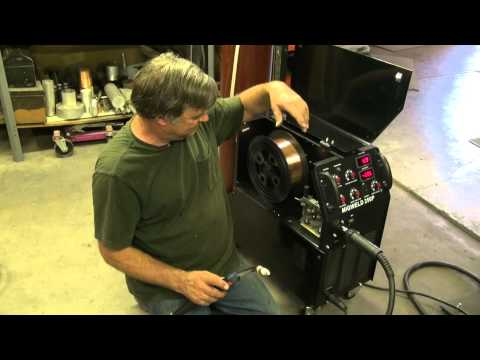 How to Change the Cable on a MIG Welder