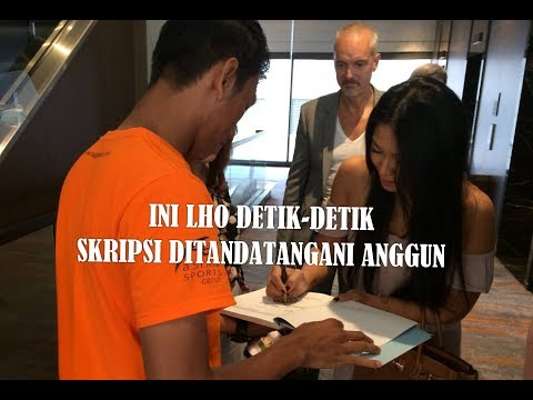 Jalan2Cuap2   Ini Lho Video Lengkap Skripsi Alfie Yang Ditandatangani Anggun C Sasmi