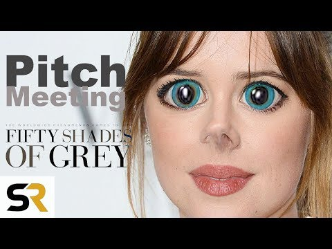 Fifty Shades of Gray #ScreenRantPitchMeeting
