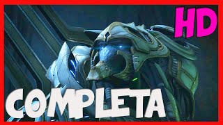 Pelicula Starcraft 2 Legacy of the voild |Todas las cinematicas | Español latino