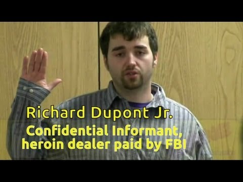 FBI Doublespeak re:Heroin dealer used to bust pot dealer