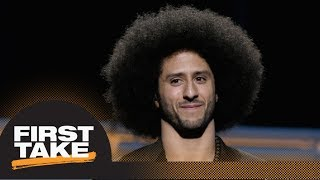 Should Eagles sign Colin Kaepernick? Stephen A. Smith says 'why not' | First Take | ESPN