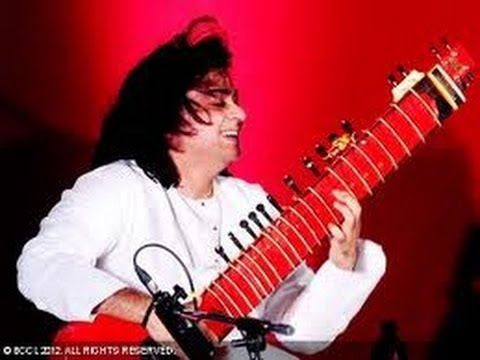 Niladri Kumar Playing His All Time Favourite 'raghupati Raghav Raja Ram' On Zitar! video