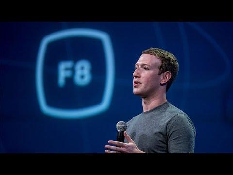 Zuckerberg's Facebook F8 Keynote in Three Minutes