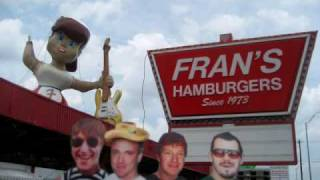 Flat Travis visits Austin, Texas