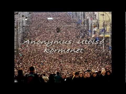 ANONYMUS együttes (Szabadka) - Utolsó körmenet (1997)