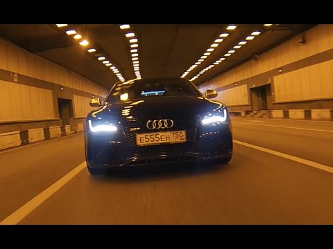 Teaser: DT test drive — Audi RS7 stock vs tuned