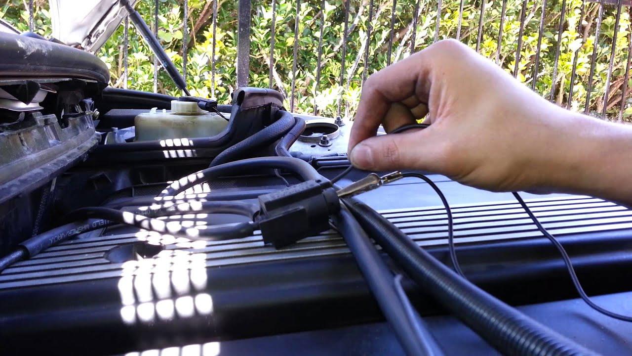 Testing E46 Vacuum Switch Youtube