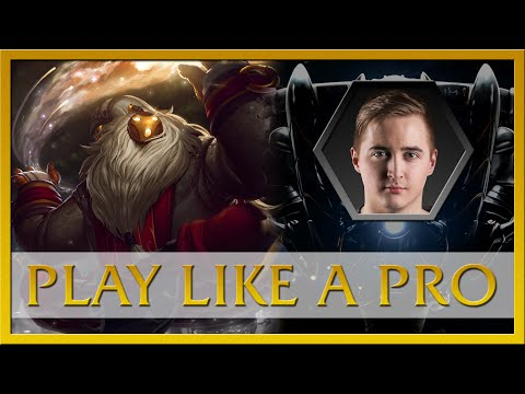 Guide: How To Play Bard Like Krepo [Play Like A Pro]