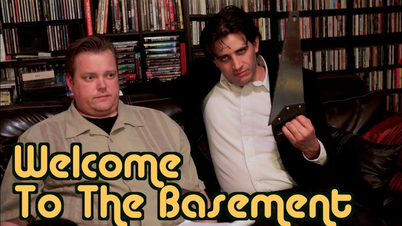 the magician welcome to the basement youtube