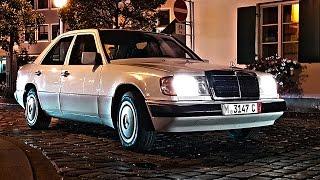 Как я купил идеальный Мерседес за 90 000 рублей и 15 минут? Mercedes Benz W124