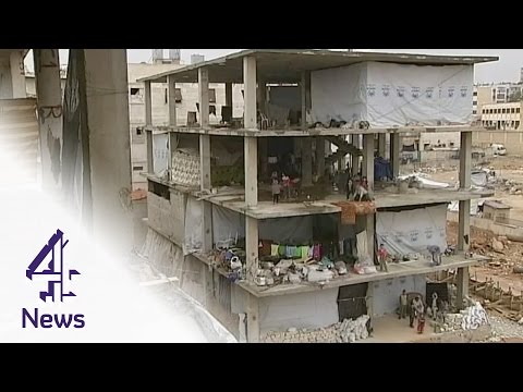 Living with war in Aleppo | Channel 4 News