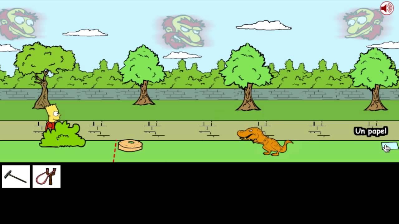 Solucion Del Juego De Bart Simpson Saw Game 2 download ...