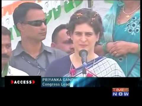 Access- Priyanka Gandhi - Full Interview