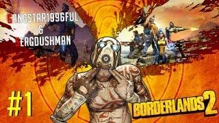 Прохождение Borderlands 2 - часть 1 (Ослепленный)