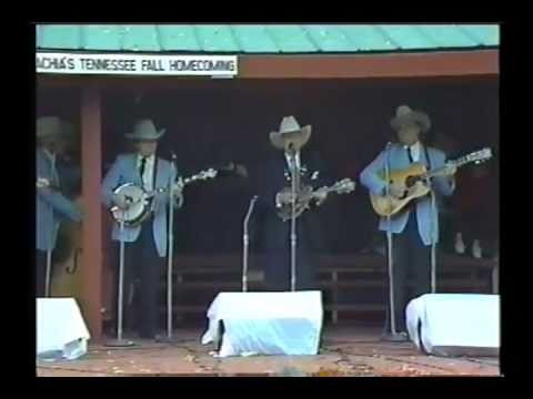 Bill Monroe&His Blue Grass Boys - Tennessee Fall Homecoming - October 16, 1994 (2nd Set)