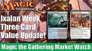 MTG Market Watch: Ixalan Week Three Value Update!