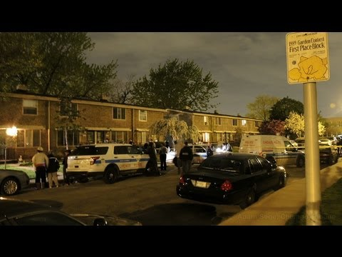 Chicago crime overnight report: 4 shootings, 2 men dead