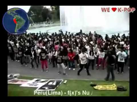 We love K-POP (88 Nations)