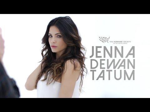 Jenna Dewan Tatum - Be Cruelty Free