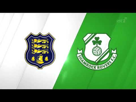 Match Highlights   Waterford 1-2 Shamrock Rovers, RSC   15th February 2019