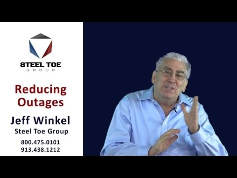 Steel Toe Group: Reducing Outages