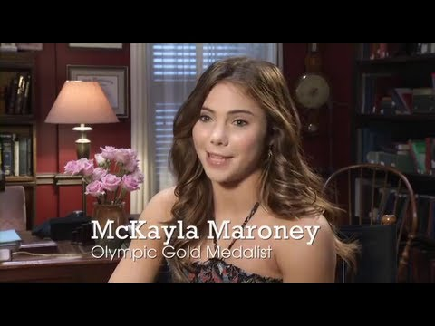 Behind the Scenes of McKayla Maroney&#039;s Guest Appearance in Hart of Dixie