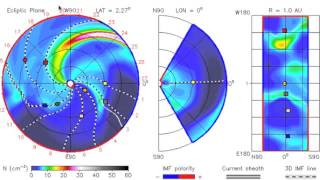 4MIN News June 22, 2013: Weather Extremes, Fast Solar Wind & Proton Flux
