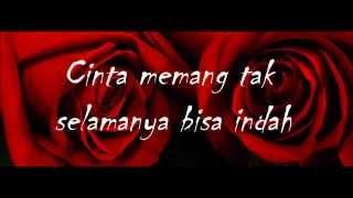 Cinta tak harus memiliki lirik