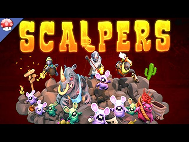 Руководство запуска: SCALPERS Turtle & the Moonshine Gang по сети