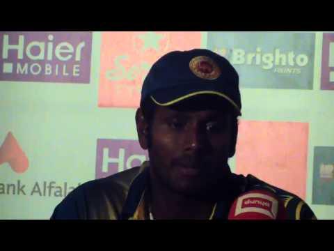 5th ODI Post Match Press Conference – Pakistan in Sri Lanka 2015