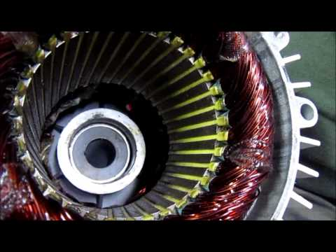 DIY High output Permanent magnet Alternator / Generator Residential Wind turbines