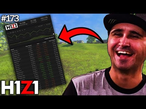 SUMMIT LOOKS UP THE H1Z1 STATISTICS.. WILL HE STILL PLAY?! H1Z1 - Best Oddshots & Funny Moments #173