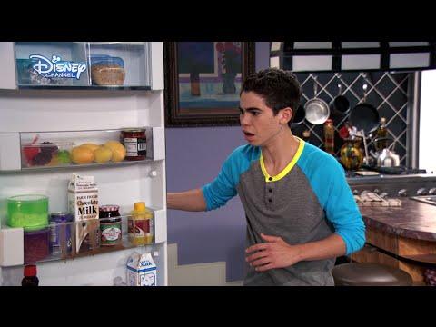 Jessie - Luke Running Fail - Official Disney Channel Uk Hd video