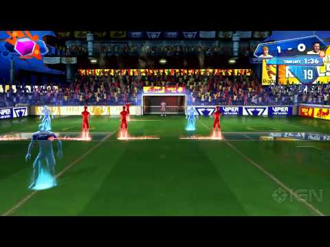 Kinect Sports Rivals - Football/Soccer Gameplay