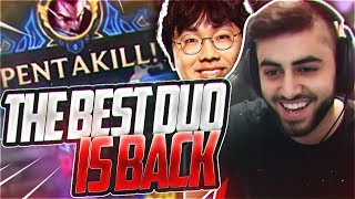 Yassuo | THE BEST DUO IS BACK! Ft. Olleh