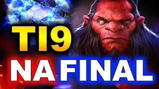 J.STORM vs FORWARD - NA GRAND FINAL - TI9 The International 2019 DOTA 2
