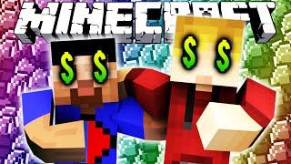 EASY CASH! - Minecraft MONEY MAKING CHALLENGE!