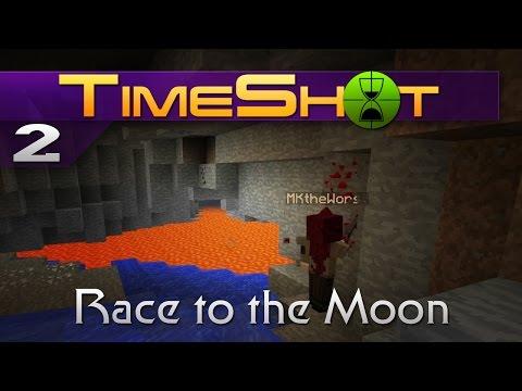 TimeShot: Race to the Moon    2    Scream less, Poet