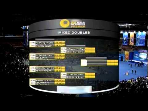 Highlights - 2011 OSIM BWF World Superseries - Episode 2 - Victor Korea Open