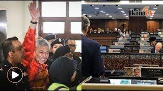 Zahid buat mahkamah KL 'panas', Najib tak pandang Dr M – Sekilas Fakta, 19 Okt 2018
