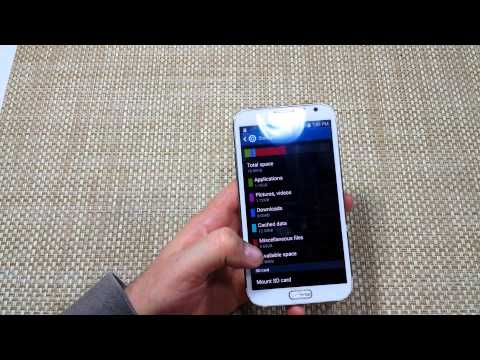 Samsung Galaxy Note 2 Running Slow freezing lagging & How to Speed it up