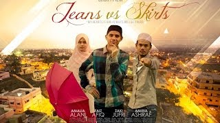Short Film - Jeans vs Skirts
