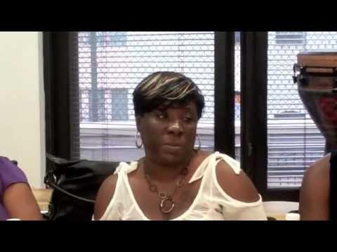 The War on Black Women: Public Forum, Harlem, 9/5/2012
