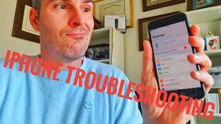 Livestream  - iPhone Troubleshooting